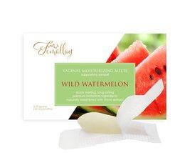 Sample of Wild Watermelon Vaginal Moisturizing Suppositories - $2.25