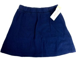 Cat & Jack Girls Size M 7-8 Cotton School Uniform Built-In Shorts Skirt ... - £5.29 GBP