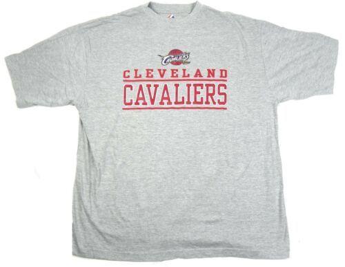 2XT Men's Cleveland Cavaliers Tee Shirt Over The Line NBA Basketball T-Shirt NWT