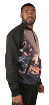 Crooks & Castles Filcher Knit Baseball Jacket image 2