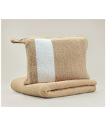 Kashwere Travel Throw Blanket - Camel - $78.00