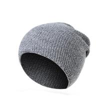 new fashion Men Women Baggy Warm Winter Wool Knit Ski Beanie Caps Hat Gorra - $9.33