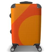 Orange Spot Suitcase - $152.90