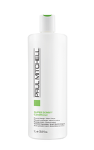 John Paul Mitchell Systems Smoothing Super Skinny Conditioner, 33.8oz
