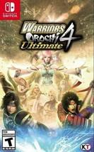 Warriors Orochi 4 ULTIMATE (Nintendo Switch, 2019) - $29.99