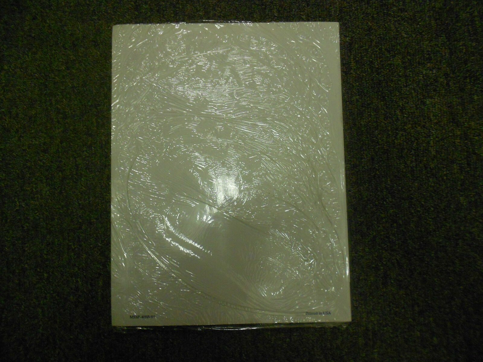 1994 1995 MITSUBISHI Galant Body Repair Shop Manual FACTORY FEO BOOK 94 95 DEAL