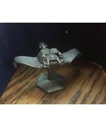 Rawcliffe 1991 Pewter Star Trek Klingon Bird Of Prey Figure Miniature  - $27.72