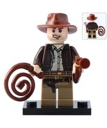 Indiana Jones Movies Figure for Custom Minifigure Toy Gift Collection - $2.99
