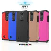 Phone Case for LG ARISTO 3, [DuoTEK Series] Shockproof Defender Hybrid C... - $19.90
