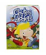 New! Chutes & Ladders Board Game by Hasbro Gaming - $12.86