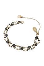 Michal Negrin Brass Bracelet Swarovski Crystals  #100171880010 - $103.95