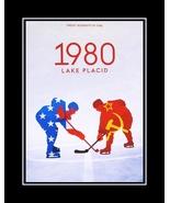 1980 Miracle on Ice USA Olympics Hockey Eye Catching Wall Art Poster Men... - $19.99+