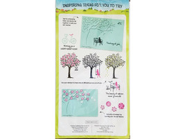 A Walk in the Park Stamp Set, Die, and Embossing Folder image 2