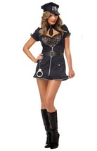 Candy Cop Adult Costume - Women's - $21.99