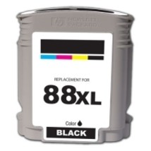 HP #88 Black (C9396AN, C9385AN) - $12.74