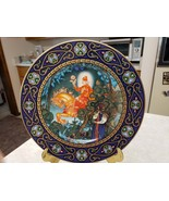 Russian Fairy Tales Villeroy & Boch Heinrich Porcelain Plate The Red Knight - $59.99