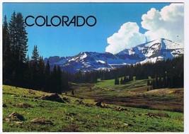Colorado Postcard Keebler Pass High Country - $2.84
