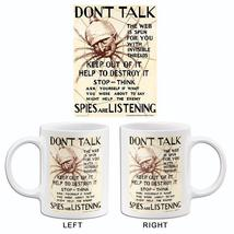 Don't Talk Web - Spies Are Listening - 1917 - World War I - Propaganda P... - $23.99+