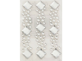 Rhinestone Stickers, Various Shapes and Sizes image 2