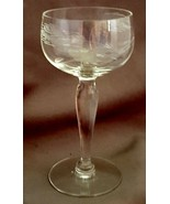 "Glastonbury Lotus Wheat Liqueur Cordial Glass 5-1/8"" Clear Stem 1500 - $8.71"