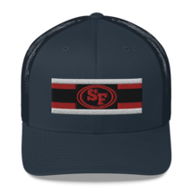 San Francisco / 49ers hat / san Francisco Trucker Cap image 3
