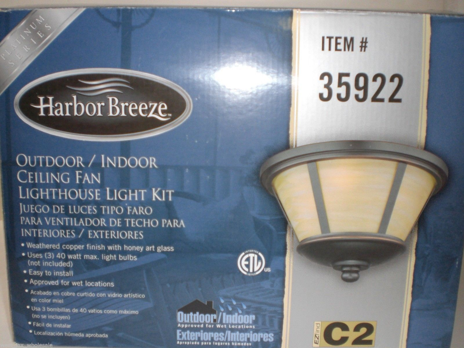 Harbor breeze indoor outdoor copper finish and 50 similar items s l1600 aloadofball Image collections