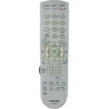 Toshiba CT-90157 Factory Original TV Remote: 32A33, 32A43, 32AF44, 35A44, 36A43 - $12.19