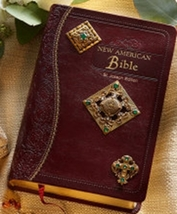 Brass Jeweled Bible image 2