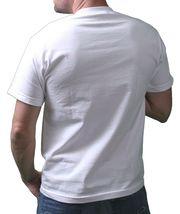 IM KING Mens White or Red Skateboarding Drunkies Dog T-Shirt USA Made NWT image 4