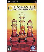 Chessmaster: The Art of Learning (PlayStation Portable) - $10.00