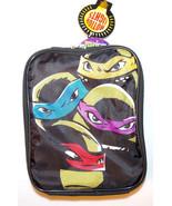 Teenage Mutant Ninja Turtles Light Up Kids Insulated Lunchbag/Lunchbox NWT - $9.49
