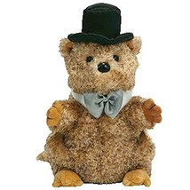 Punxsutawn-e Phil 2008 Groundhog Retired Ty Beanie Baby MWMT Collectible - $12.82