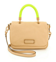 Marc Jacobs Too Hot To Handle Novelty Small Top Handle Satchel ~NWT~ Mohave - $245.52
