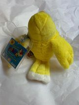 ganz webkinz lil kinz yellow canary bird plush w Code Card • Used Doll Toy Cute image 4