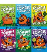My Big Fat Zombie Goldfhish Series by Mo O'Hara PAPERBACK Collection Boo... - $36.99