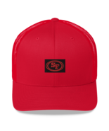 San Francisco hat / 49ers hat / Trucker Cap - $36.00