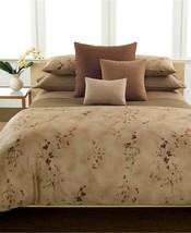 Calvin Klein Prairie 4P queen duvet cover Shams Pillow set - $290.95