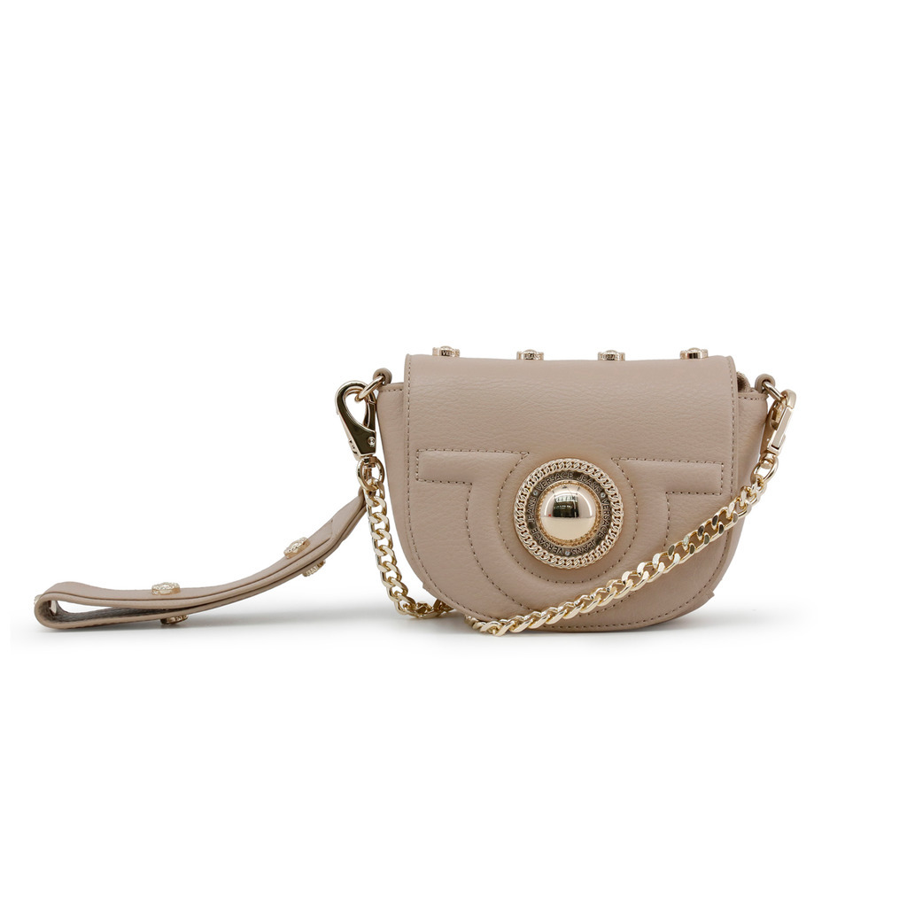 0b2e80fb84 Versace Jeans Taupe Crossbody Clutch Bag and 50 similar items. Large 367