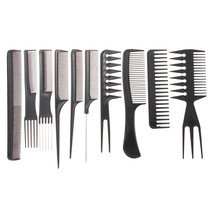 Professional Salon Hair Styling Hairdressing Plastic Combs - $9.38