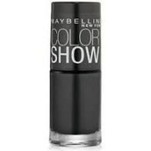 Maybelline Color Show - Onyx Rush #430- nail lacquer polish  - $5.50