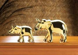 Golden Elephant Figure - $33.42