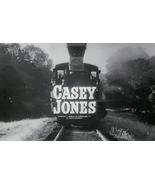 CASEY JONES (1957-1958) Starring Alan Hale Jr. Complete - $16.95