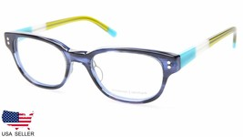 NEW PRODESIGN DENMARK 4709-1 c.9032 BLUE EYEGLASSES FRAME 49-18-135 B34m... - $89.09