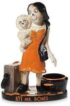 Yankee Candle Boney Bunch Bye Mr. Bones Tea Light Candle Holder - $24.95