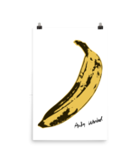 Andy Warhol's Banana, 1967 Pop Art Poster - $6.88+