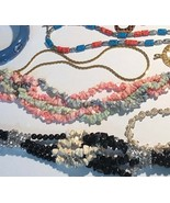 Cute Jewelry lot of vintage fashion jewelry no broken pieces Lot 1 - $20.00