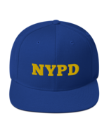 nypd yankees hat / nypd yankees Snapback Hat - $36.00