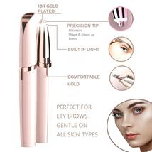 Finishing Touch Flawless Brows Eyebrow Hair Remover Pink - $11.99