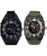 Jumbo Military Display Face Analog & Digital Wrist Watch Alarm Stopwatch - $52.99