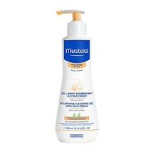 Mustela Nourishing Cleansing Body Gel with Cold Cream for Dry Skin, 10.1... - $16.51